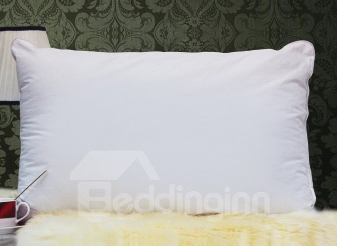 High Quality Environmental Fibre Pillow Set with Cotton