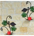 European Style Wall Hanging  Candle Holders (10488907)