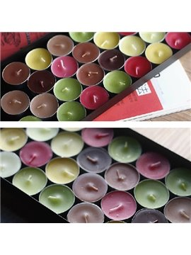 Romantic European Style Aroma Smokeless Candles With Innovation