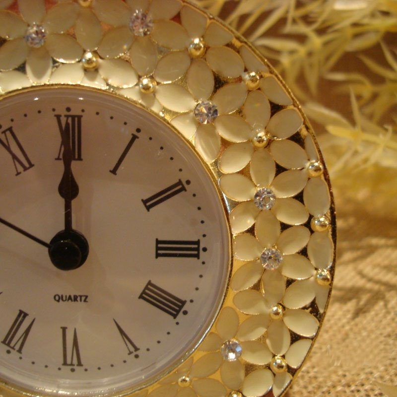 Luxurious European Wall Clock