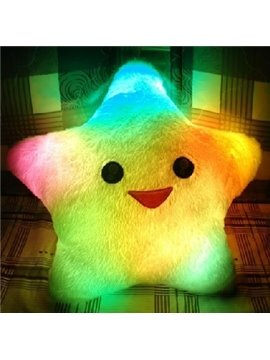 2013 New Arrivals Creative Colorful Music Luminous Plush Toys For Birthday/Valentine