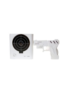 Funny and Useful Shooting Alarm Clock with Invoice of Mother in Law