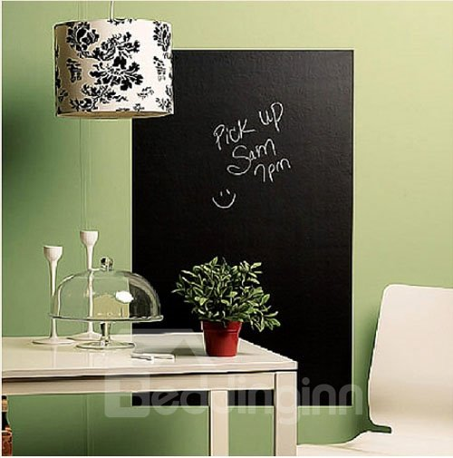 Useful and Convenient Removeable Wall Poster-White Erasable Board