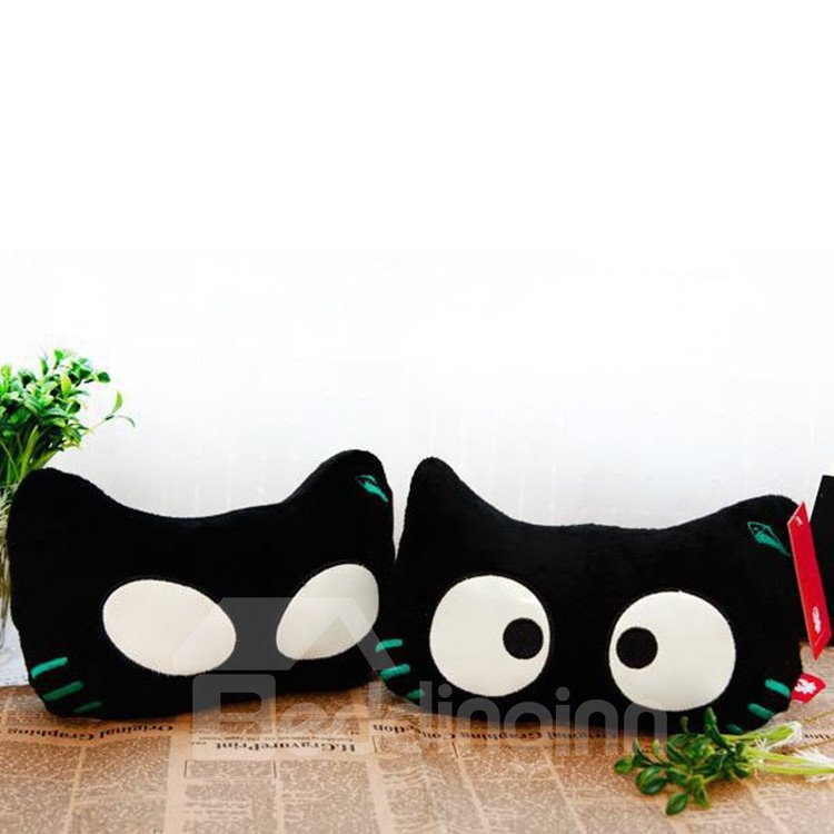 Meow Meow Star People Figure Headrest with Lightening Eyes
