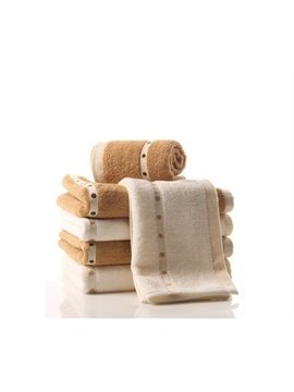 New arrival All Cotton Simple Design Towel Set on Beddinginn