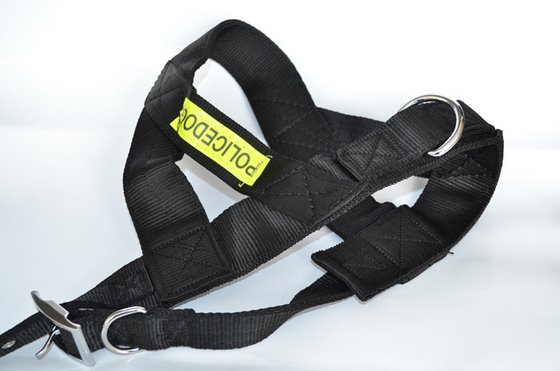 New Arrival Nylon Plaid High Quality Comfort Dog Harnesses