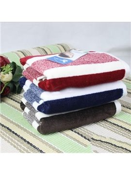New Arrival Unique Bamboo Fiber Face Towel