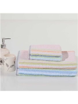 New Arrival 100% Cotton Jacquard Bath Towel