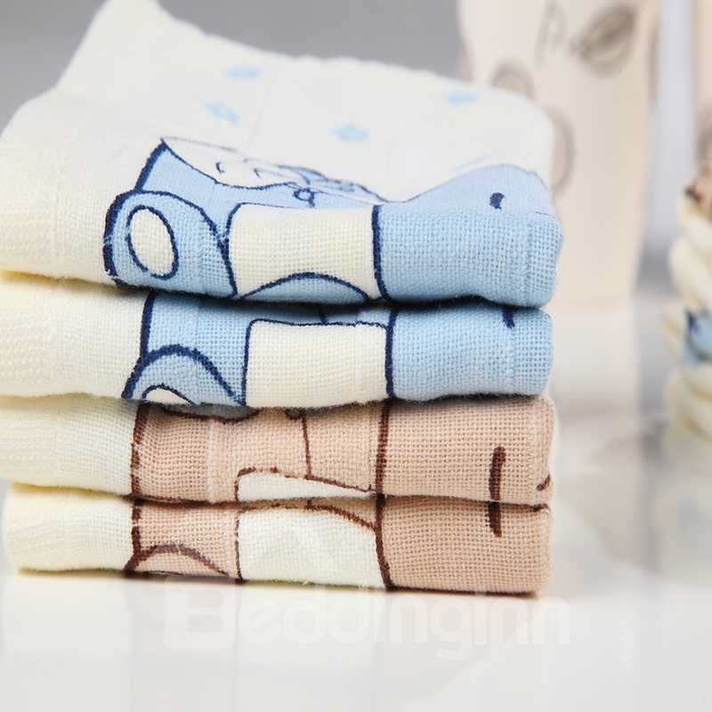 New Arrival High Class Warp Knitted Children Towel