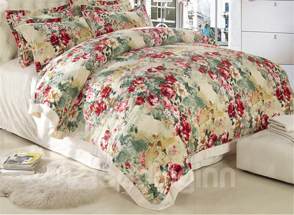 download image country style bedding sets comforter pc android