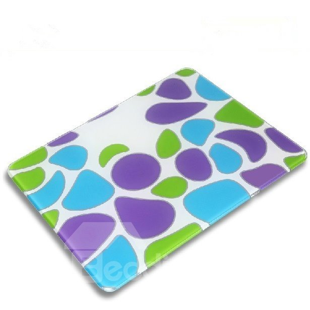 Tri-color Stone Pattern Bathroom Weight Scale