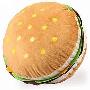 New Arrival Creative Delicious Hamburger Pillow