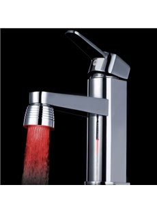 High Quality Three Color Faucet Changing Color by Temperature for Kitchen/Bathroom