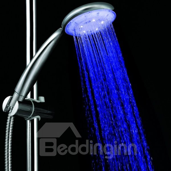 New Arrival Unique Three Color faucet changing color by temperature for kitchen/Bathroom