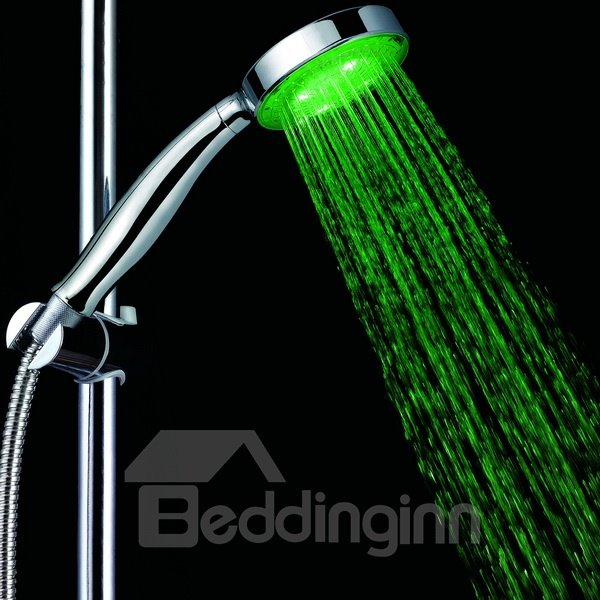 New Arrival Wonderful Three Color faucet changing color by temperature for kitchen/Bathroom