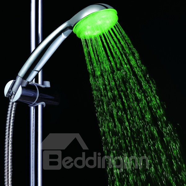 New Arrival Fantastic Three Color faucet changing color by temperature for kitchen/Bathroom