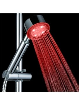 Fashion High Quality Three Color faucet changing color by temperature for kitchen/Bathroom