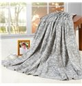 New Arrival Top Class Comfortable Skin Care Branch Soft Blanket