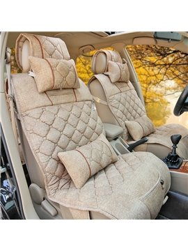 Cheap Price Down Feather Made  Leisure Style Car Seat Cover