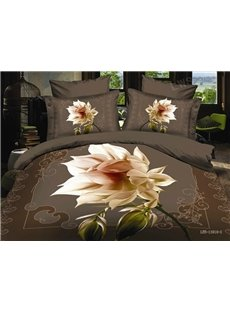 New Arrival High Quality Skin Care Flash in the Pan 4 Piece Polyester Bedding Sets/Duvet Cover Sets