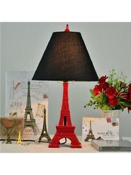 New Arrival Elegant High-end Eiffel Tower Table Lamp