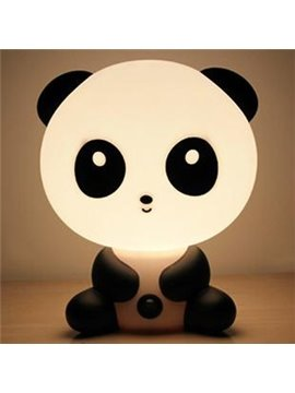 Cute Panda Shape Energy Saving Night Lamp