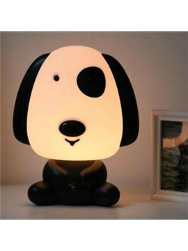 Cheap Little Dog Shape Energy Saving Night Lamp