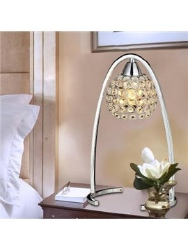 Wonderful Creative K9 Crystal Decorative Table Lamp