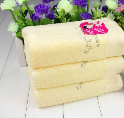 New Arrival Comfortable Skin Care Super Soft Twistless Towel