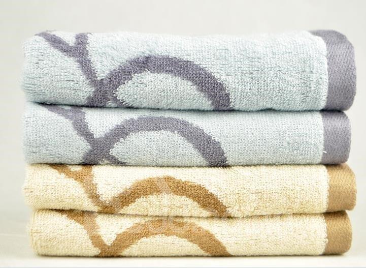 Comfortable Bamboo Fiber Bicycle Print Towel Beddinginn Com
