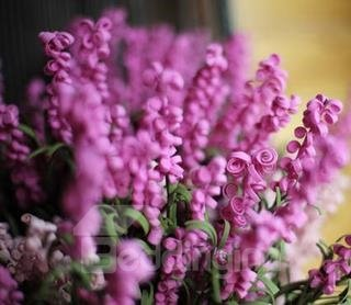 New Arrival High Quality A Bunch of 10 Beautiful Lavender Flowers
