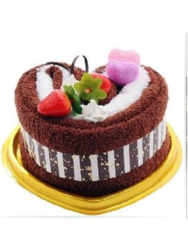New Arrival Cute Cake Style Creative Gift Towel