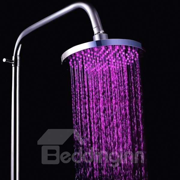 Top Selling Shower Head with Color Changing LED Light