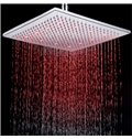 8 Inch Wonderful ABS Shower Head with Color Changing LED Light