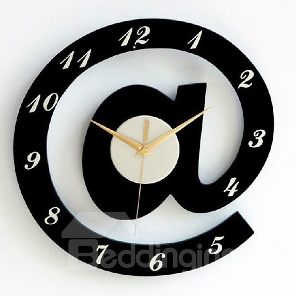 Modern Creative @ Symbol Design Wall Clock
