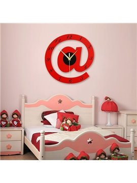 New Arrival Modern Creative @ Symbol Design Wall Clock