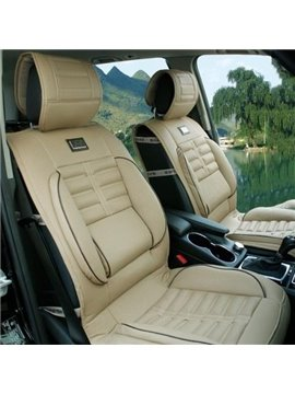 New Arrival High Quality Luxurious Stylish PU Leather and Deluxe Fashion Seat Covers