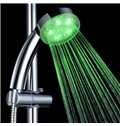 High Quality ABS LED Color-changing Shower Head Faucet