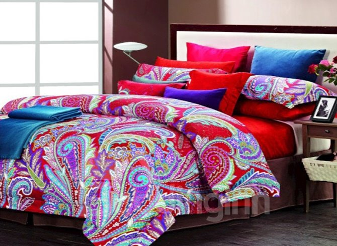 colorful bed sets 2