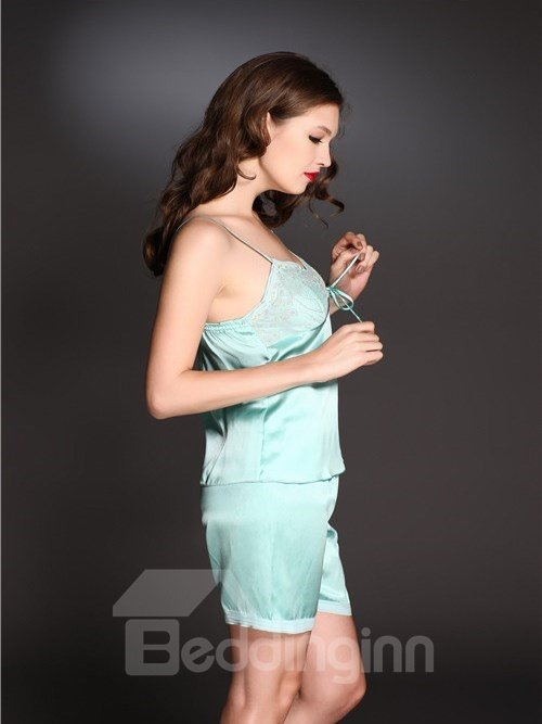 High Quality Silk Sexy and Comfortable Sleepwear