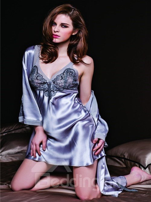 High Quality Soft and Comfortable Sexy Lace Sleepwear