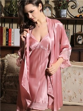 High Quality Sexy and Elegant Two Pieces Loungewear
