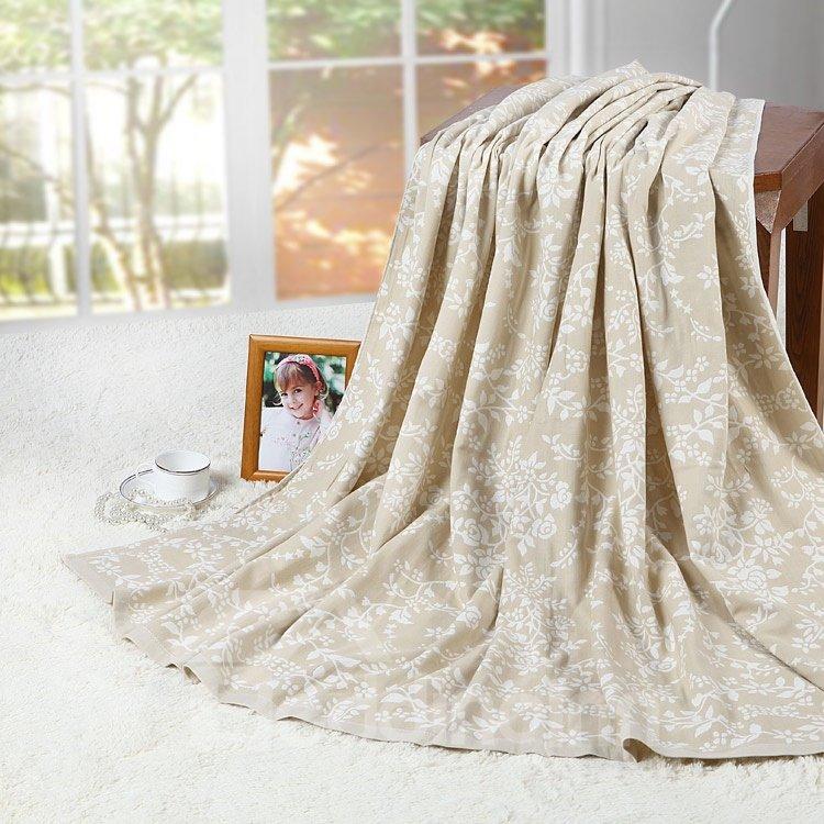 New Arrival Modern 100% Silk Summer Blanket