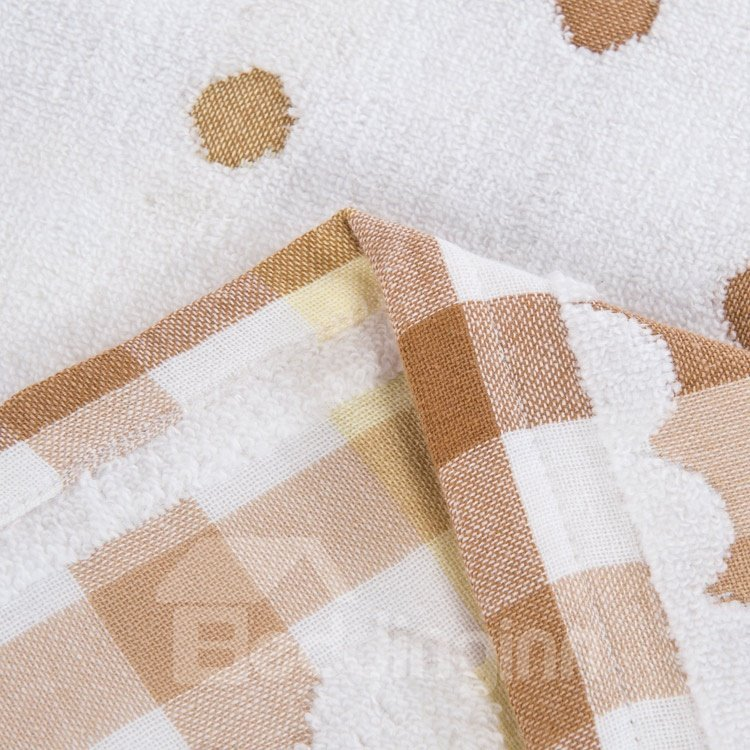 Hot Selling Lovely Bear 100% Silk Summer Blanket
