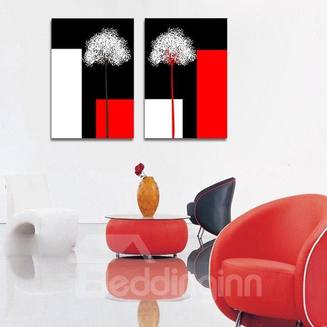 New Arrival Trees In Front Of The Door Cross Film Wall Art Prints
