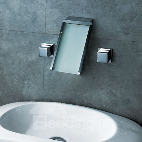 New Arrival Fantastic LED Color Changing Bathroom Sink Faucet