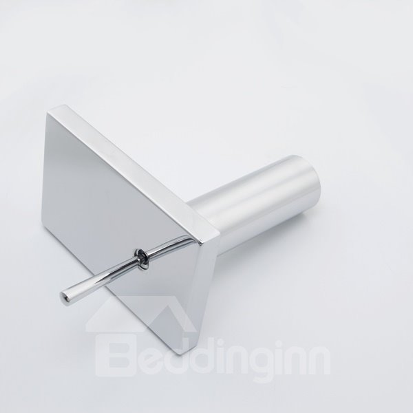 New Arrival Simple Style Waterfall Bathroom Sink Faucet