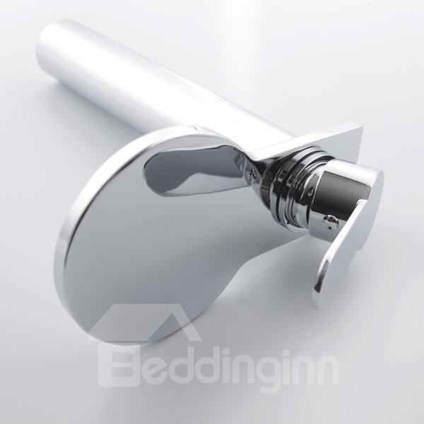 New Style Amazing One Handle Waterfall Bathroom Sink Faucet