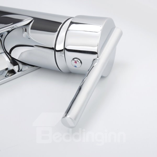 Simple Style High Quality Waterfall Bathroom Sink Faucet