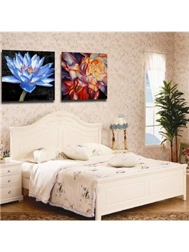 New Arrival Delicate Flowers Blossom Film Wall Art Prints